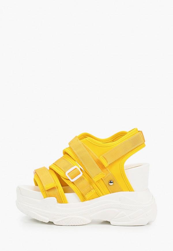 женские босоножки diora.rim, желтые