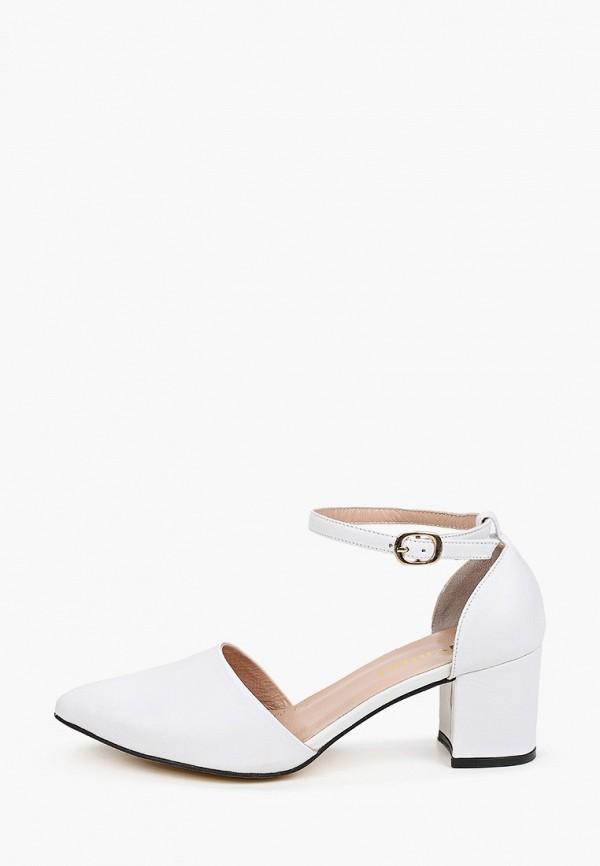 женские туфли tivalini, белые
