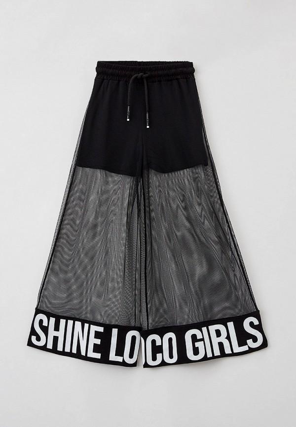 спортивные брюки dali для девочки, черные