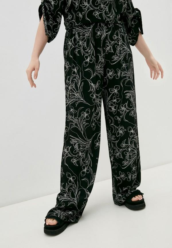 женские повседневные брюки persona by marina rinaldi, черные