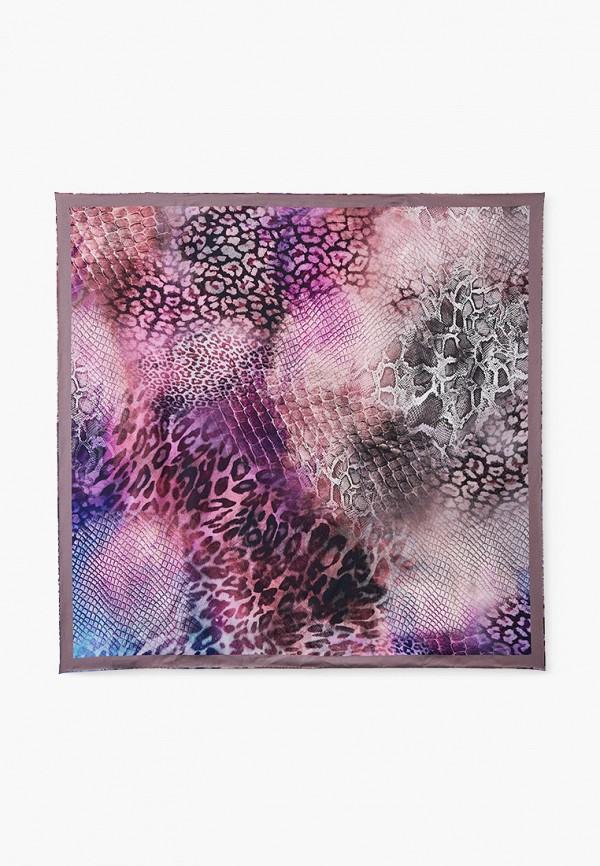 Платок Fabretti фиолетового цвета