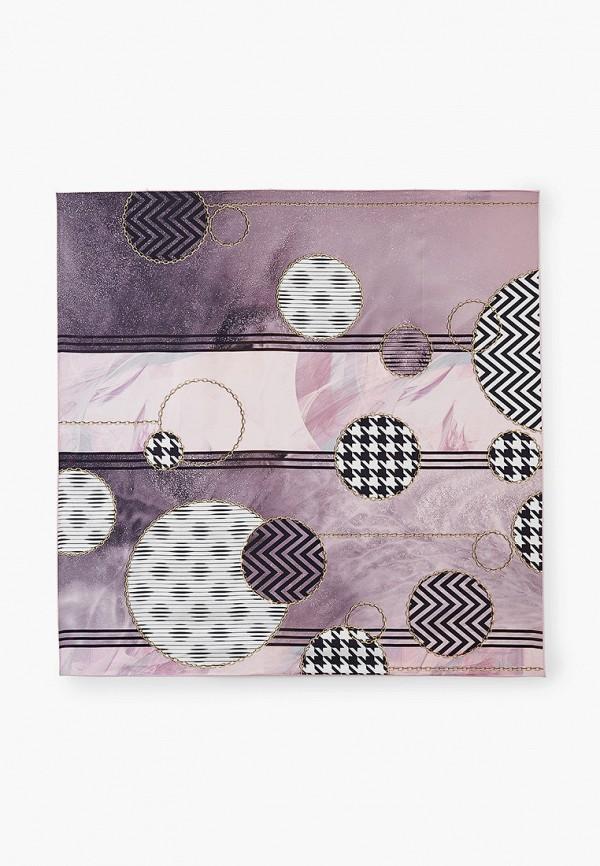 Платок Fabretti розового цвета