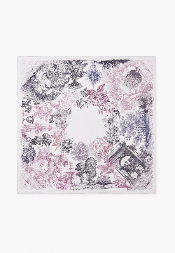 женский платок fabretti, фиолетовый