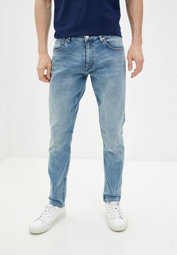 мужские прямые джинсы q/s designed by, голубые