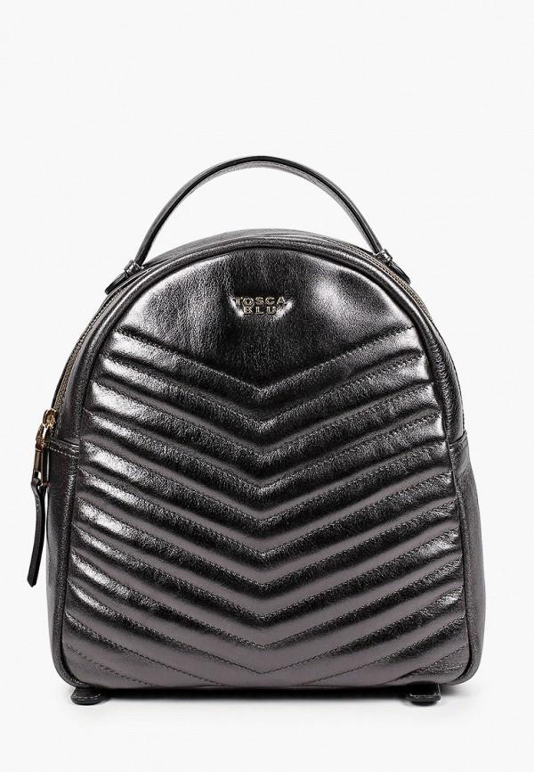женский рюкзак tosca blu, серый