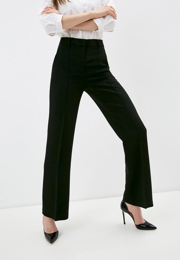 женские классические брюки seventy, черные