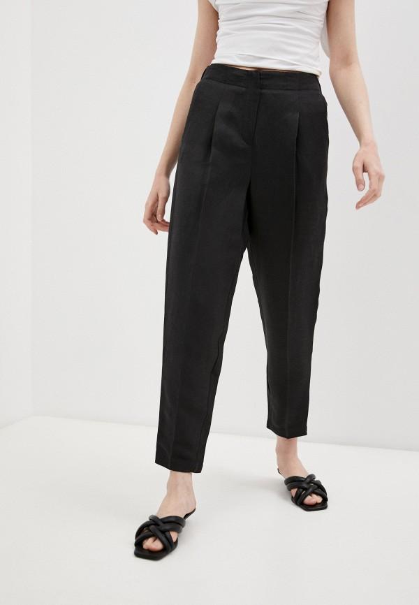 женские повседневные брюки iblues, черные
