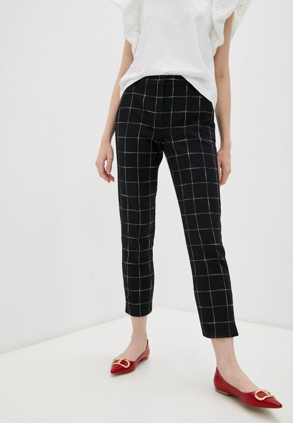 женские классические брюки iblues, черные