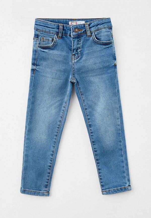 джинсы koton для мальчика, голубые