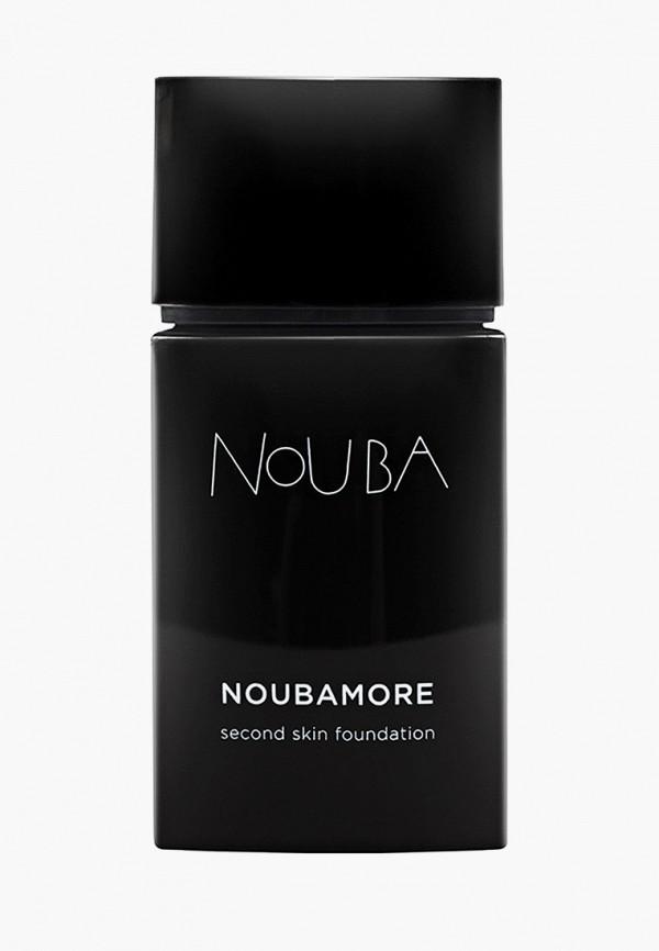 женское тональное средство nouba, бежевое