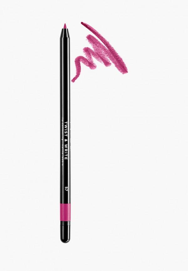 женский карандаш для губ nouba, фиолетовый