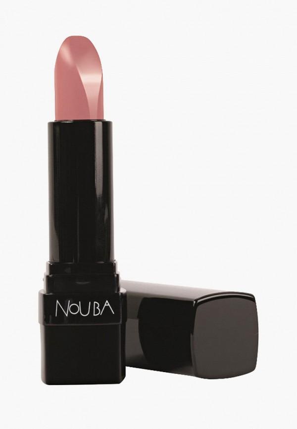 женская помада nouba, розовая