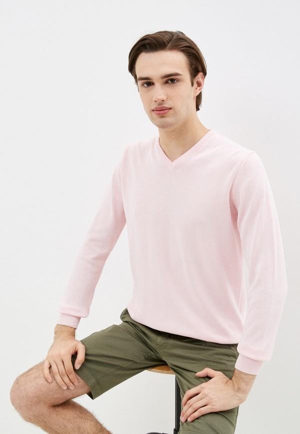 мужской пуловер jimmy sanders, розовый