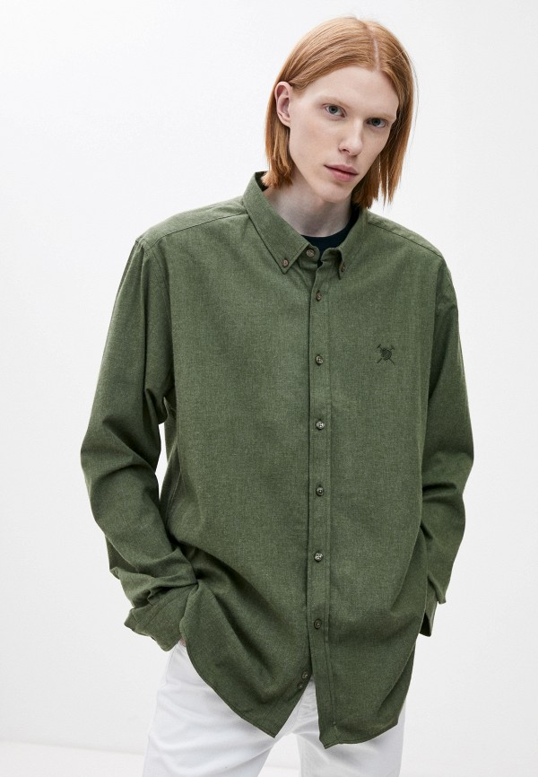 Рубашка Auden Cavill AC20W SHM3073 DARK GREEN фото