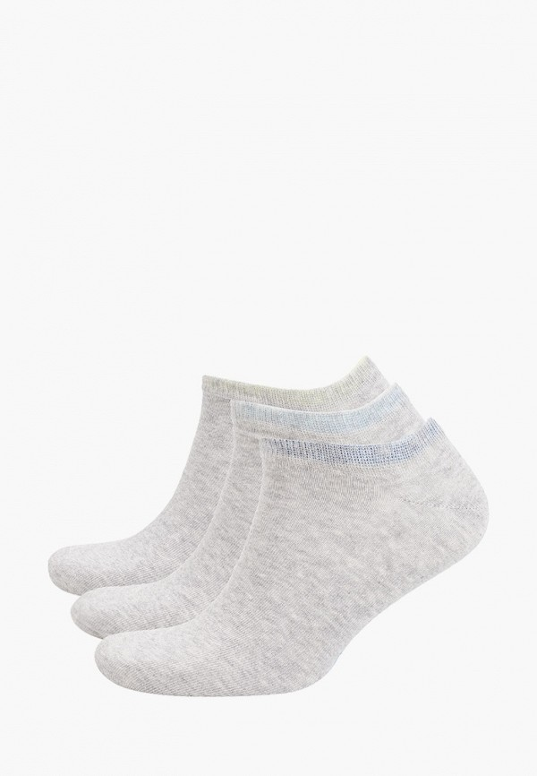 мужские носки tom tailor, серые