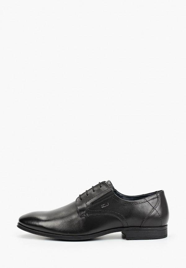 мужские туфли-дерби s.oliver, черные