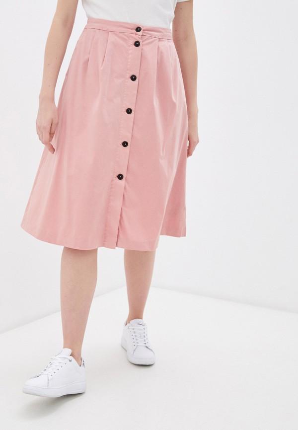 Юбка Tommy Hilfiger розового цвета