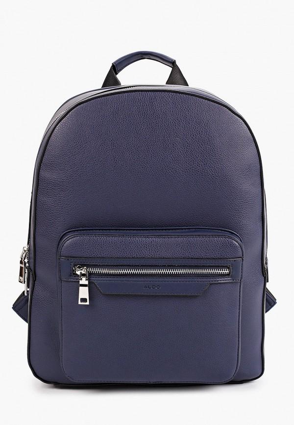 мужской рюкзак aldo, синий