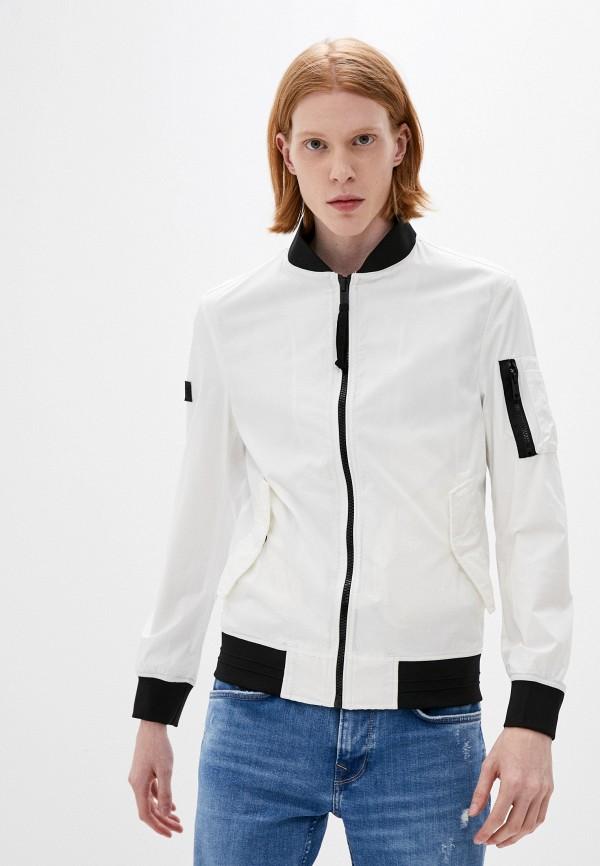 мужская легкие куртка strellson, белая