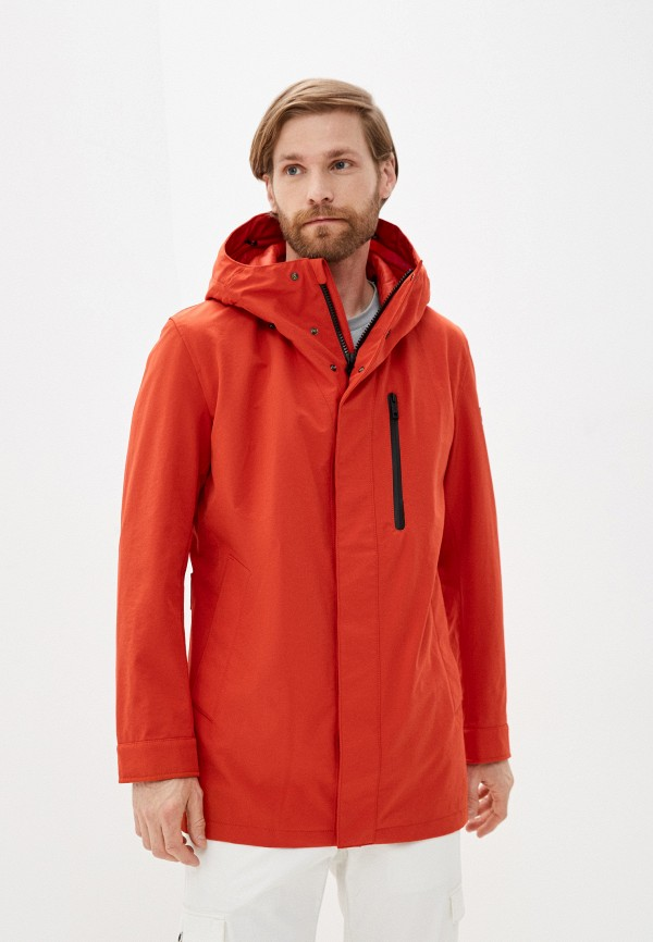 мужская легкие куртка strellson, красная