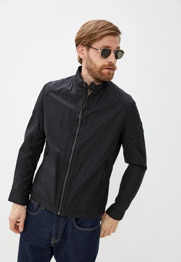 мужская легкие куртка strellson, черная