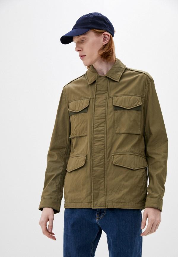 мужская легкие куртка strellson, хаки