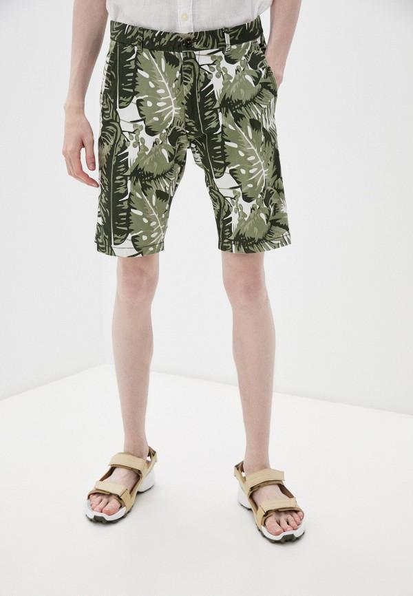 мужские повседневные шорты strellson, хаки