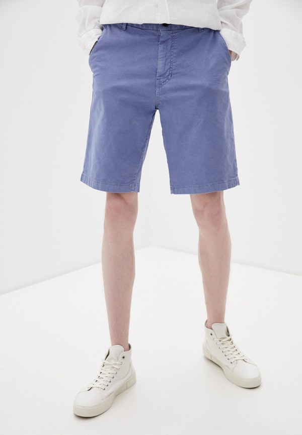 мужские повседневные шорты joop!, фиолетовые