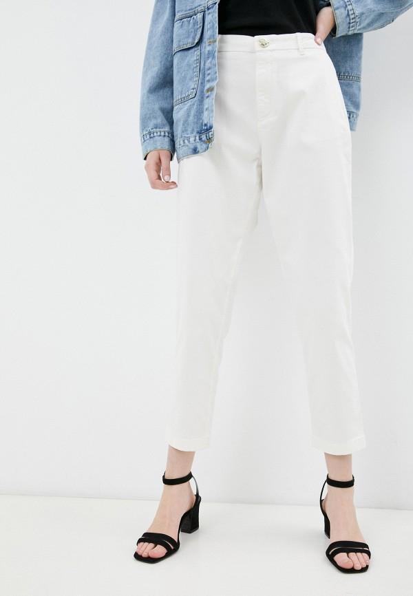 женские повседневные брюки joop!, белые