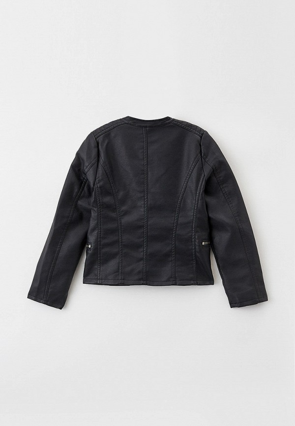 Куртка для девочки кожаная Kids Only 15198182 Фото 2