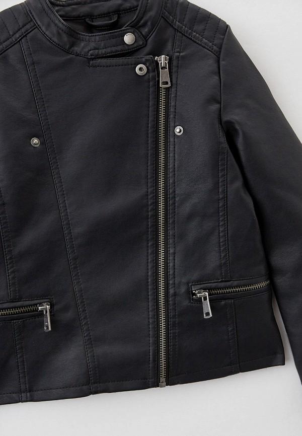 Куртка для девочки кожаная Kids Only 15198182 Фото 3