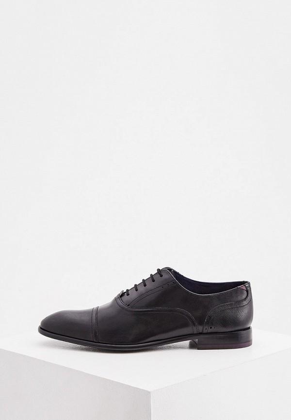 мужские туфли ted baker london, черные