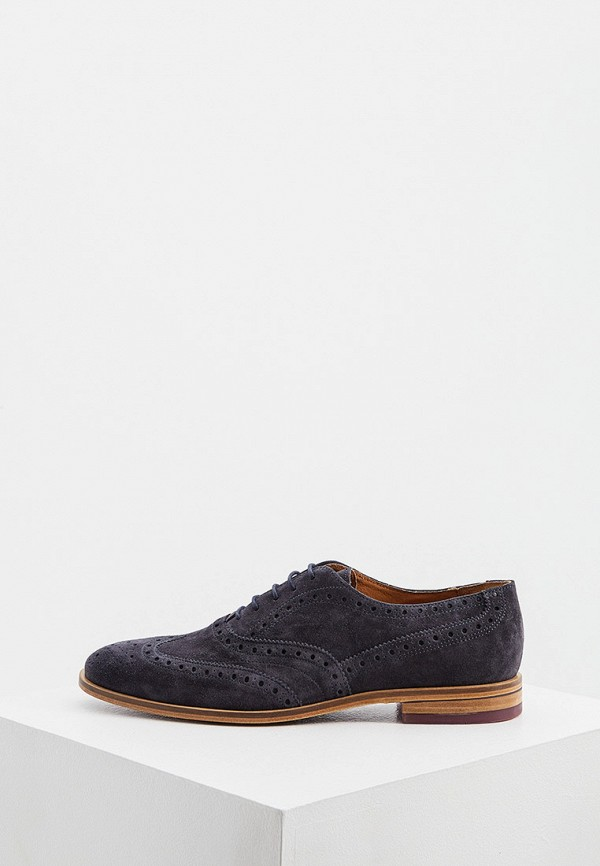 мужские туфли ted baker london, синие