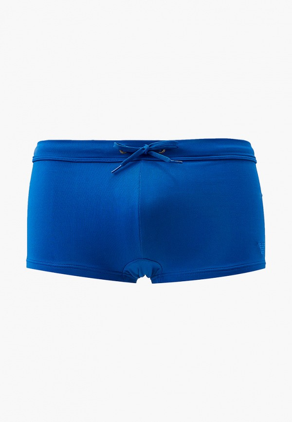 мужские плавки emporio armani, синие