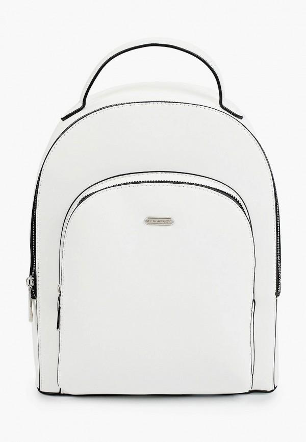 женский рюкзак david jones, белый