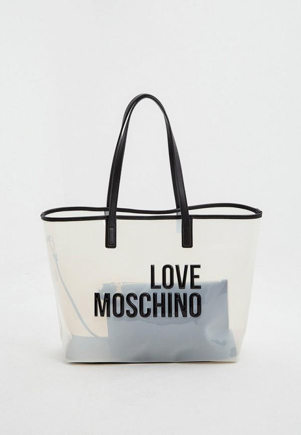 женская сумка love moschino