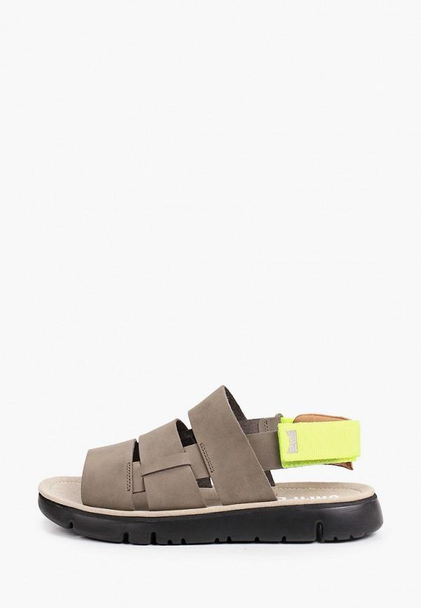 мужские сандалии camper, бежевые