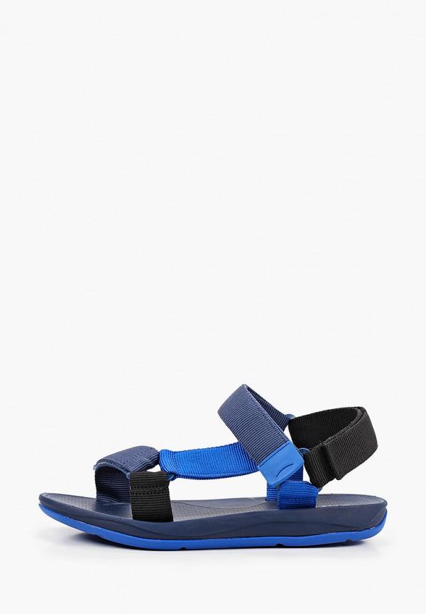 мужские сандалии camper, синие