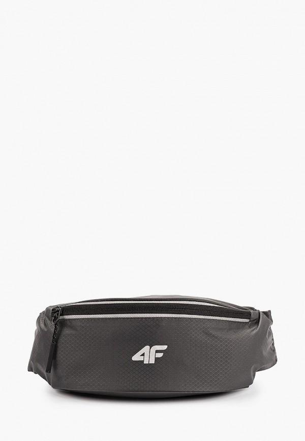 женская сумка 4f, серая