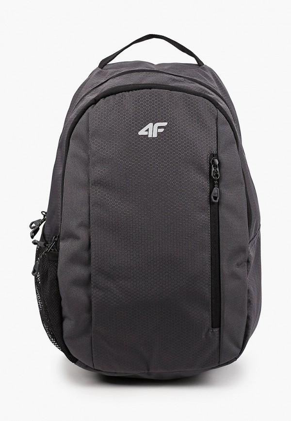 женский рюкзак 4f, серый