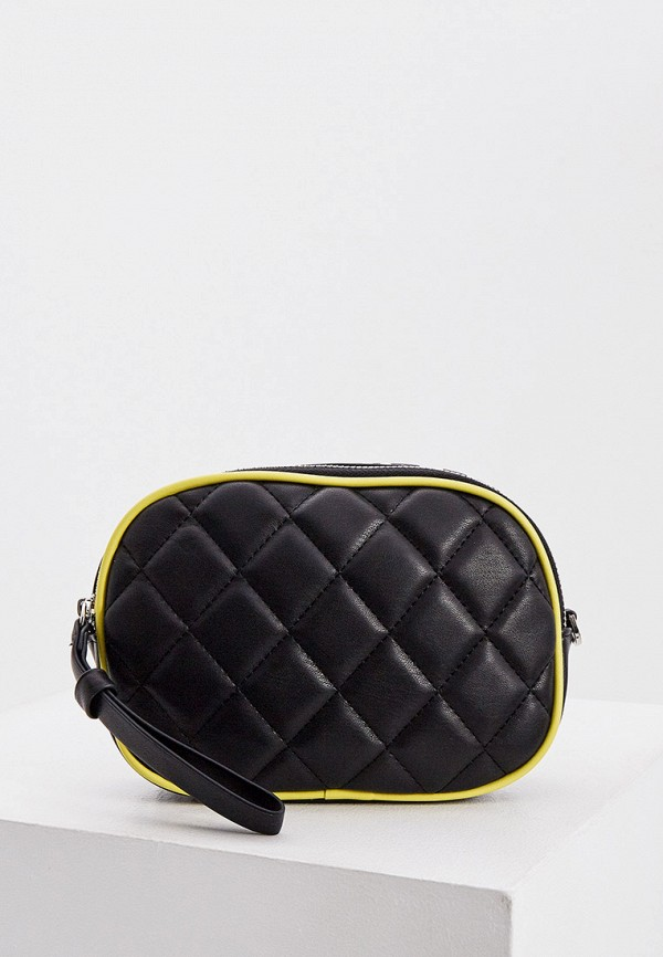 женская поясные сумка ice play, черная