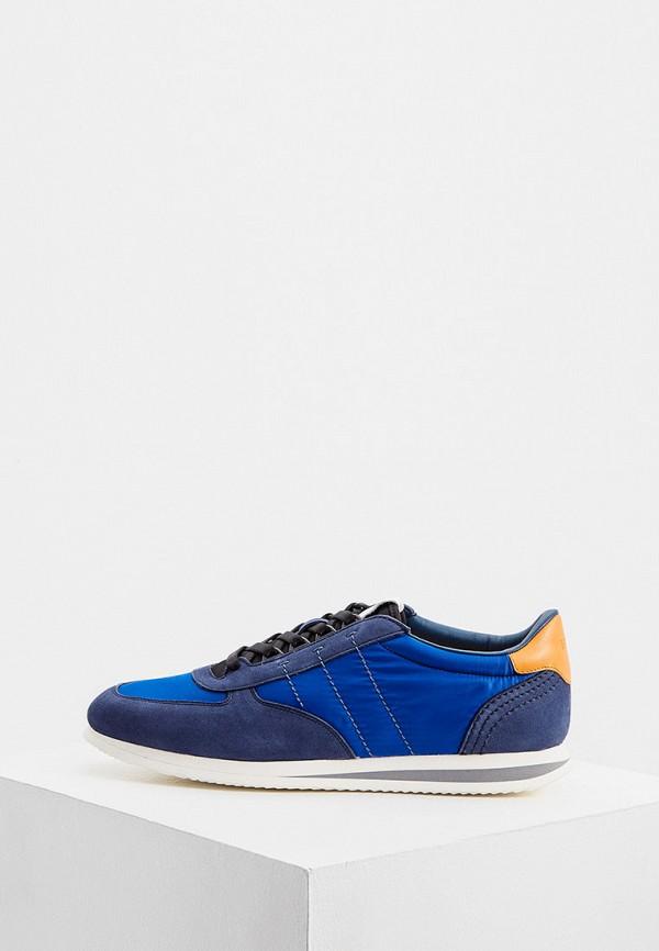 мужские низкие кроссовки fabi, синие