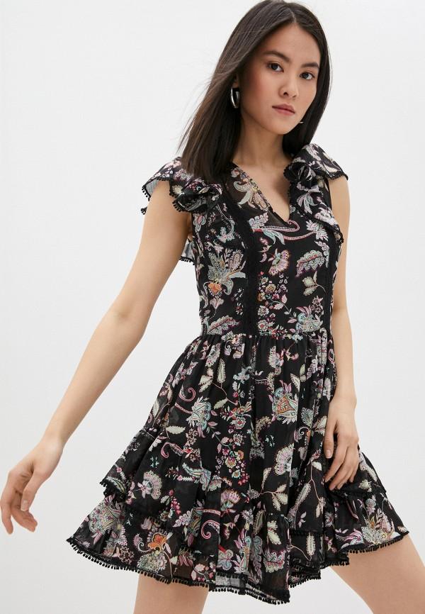 женское повседневные платье twinset milano, разноцветное