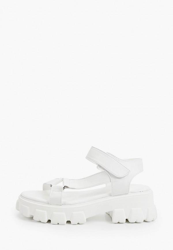 женские сандалии marquiiz, белые