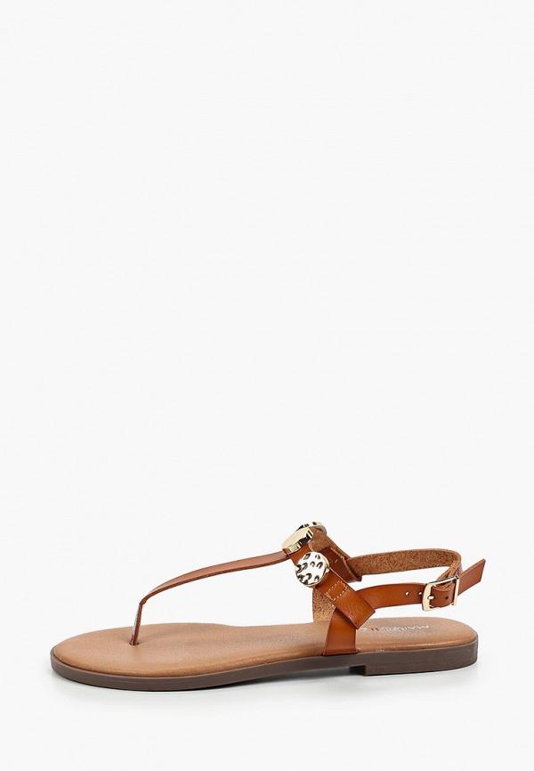 женские сандалии marquiiz, коричневые