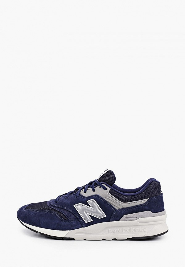 Кроссовки New Balance New Balance CM997HCE синий фото