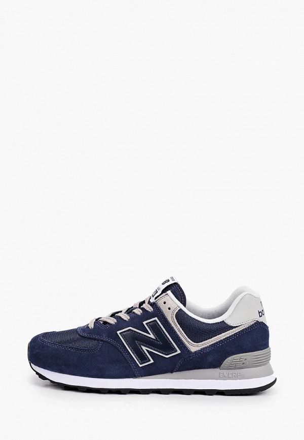 Кроссовки New Balance New Balance ML574EGN синий фото