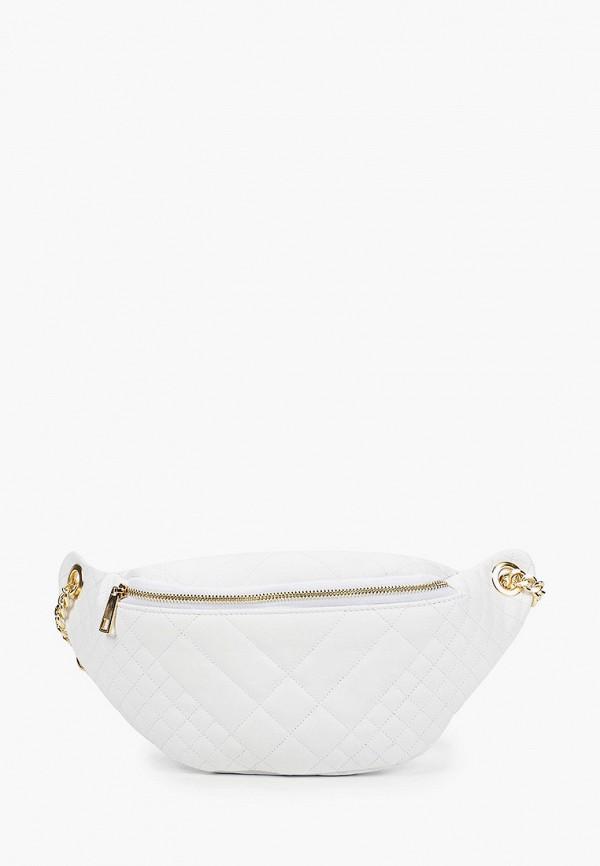 женская поясные сумка kristy.x, белая