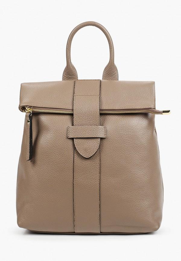 женский рюкзак kristy.x, коричневый