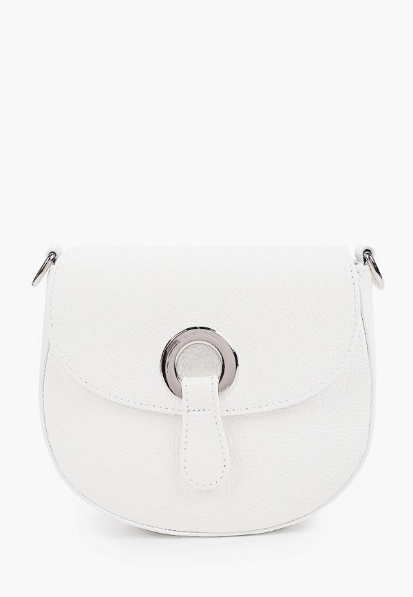 женская сумка через плечо lamania, белая